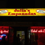 Photo taken at Julia's Empanadas by Regi W. on 11/9/2012