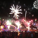 Photo taken at EDC Las Vegas by Victoria M. on 6/28/2013