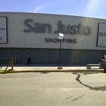 Photo taken at San Justo Shopping by Gustavo B. on 12/7/2012