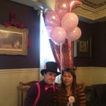 Photo taken at Tea On The Tiber by Beverly D. on 2/8/2014