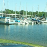 Photo taken at Lake Conroe by Becky V. on 4/20/2013