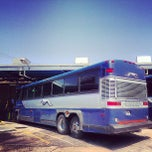 Photo taken at Greyhound Bus Lines by Arthur C. on 5/27/2013