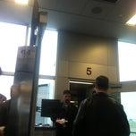 Photo taken at Gate B5 by Hollin L. on 2/21/2013