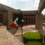 Photo taken at Palacio De Justicia Federal by Ivan V. on 9/25/2012