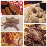Photo taken at Amici Itialian Eatery by Katherine H. on 5/12/2015