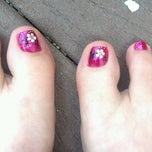 Photo taken at Church Nails by Stacie R. on 7/12/2013