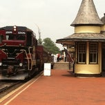 Photo taken at New Hope & Ivyland Railroad by Diane E. on 9/11/2013