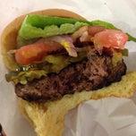 Photo taken at Custom Burgers by Pat La Frieda by Kate Y. on 12/8/2014