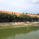 Photo taken at Banplatubtim Resort by Bantika U. on 11/25/2012