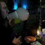 Photo taken at Narah Cafe by Haley F. on 10/18/2012