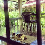 Photo taken at Chor Chang Villas Resort by ANNA🍒♏ K. on 4/26/2013