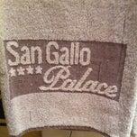 Foto scattata a San Gallo Palace Hotel Florence da Elisa B. il 12/31/2012