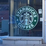 Photo taken at Starbucks by Jordan H. on 12/23/2012