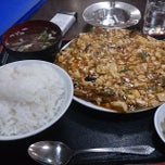 Photo taken at 朱華飯店 小田原店 by keizi on 12/10/2013