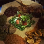 Photo taken at The Abyssinian by Nina L. on 10/25/2014