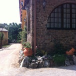 Photo taken at La Falda del Montseny by BAHITOSSA on 7/14/2013