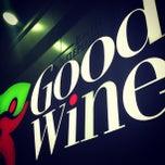 Photo taken at Good Wine by Сергей Д. on 5/17/2013
