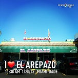 Photo taken at El Arepazo by LaTati on 1/20/2013
