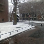 Photo taken at Hamilton Walk by Demond S. on 12/29/2012