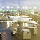 Photo taken at Gate F7A by Aaron C. on 12/27/2012