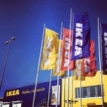 Photo taken at IKEA by Nco M. on 4/3/2013
