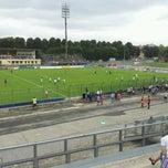 Photo taken at Stadio Lungo Bisenzio by Federico F. on 9/8/2013