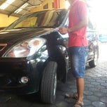 Photo taken at Dwi Jaya Motor by Dewi P. on 10/14/2013