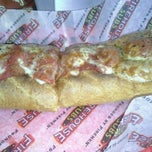Photo taken at Firehouse Subs by Breeze A. on 12/28/2012