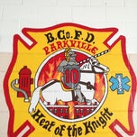 Photo taken at BCoFD Station 10 - Parkville by Demetrius J. on 8/30/2013