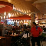Photo taken at Food Court at Oakridge Mall by Sharlani-Gilbert-Skye R. on 12/28/2012