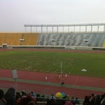 Photo taken at Pakistan Sports Complex by Torsam M. on 3/13/2013