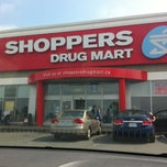 Photo taken at Shoppers Drug Mart by Claire L. on 7/20/2013