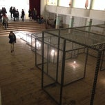 Photo taken at Galleria continua by Gianluca G. on 3/1/2014