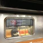 Photo taken at NYCT - Flatbush Ave CRC (2) (5) by 🚇ⓂRailkingⓂ🚇 on 2/25/2013