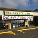 Photo taken at Kings Wok by LadyRuby on 1/20/2013