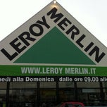 Photo taken at Leroy Merlin by Giovanni M. on 10/28/2012