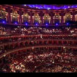 Photo taken at Royal Albert Hall by King's Road Rocks! on 10/19/2012