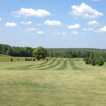 Photo taken at Parkway Golf Club by Melissa O. on 8/16/2013