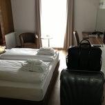 Photo taken at Hotel Conti Duisburg - Partner of SORAT Hotels by Oleg V. on 4/9/2013