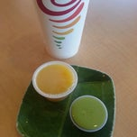 Photo taken at Jamba Juice by Lucky on 2/2/2014