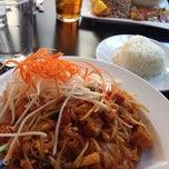 Photo taken at Chris Thai Cuisine by Leo P. on 5/1/2014
