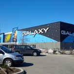 Photo taken at Waterloo Galaxy Cinemas by Ben J. on 3/29/2013