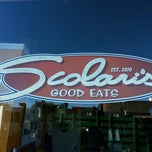 Photo taken at Scolari's Good Eats by Paul R. on 10/15/2012