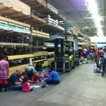 Photo taken at Lowe's Home Improvement by Bill B. on 12/8/2012