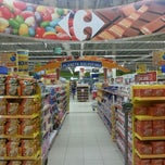 Photo taken at Carrefour by Kazu N. on 7/9/2013