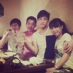Photo taken at 一罗华 by william w. on 6/9/2014