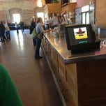 Photo taken at Lakefront Brewery by Adam F. on 5/13/2013