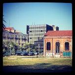 Photo taken at Jardim do Arco do Cego by Bruno M. on 5/14/2013