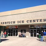 Photo taken at Sertich Ice Center by Patrick D. on 2/16/2013