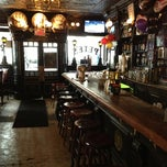 Photo taken at Pete's Tavern by Michael T. on 2/3/2013